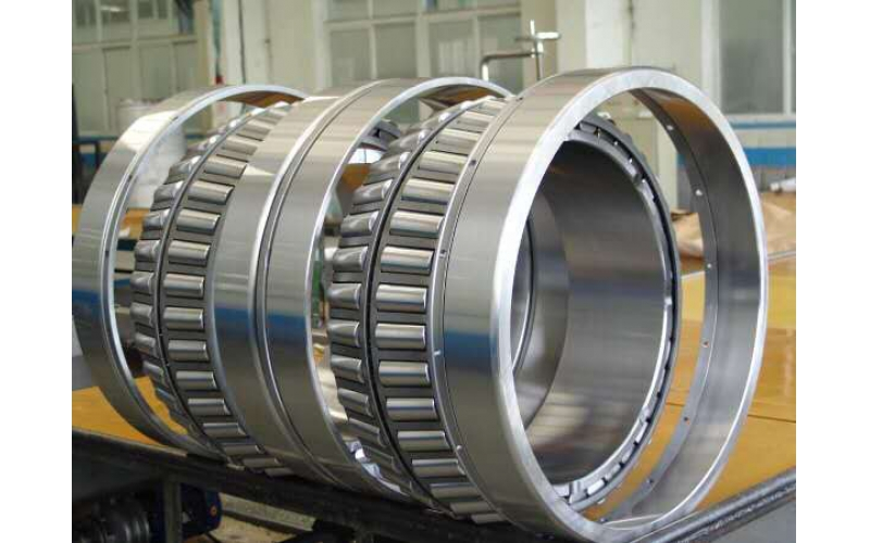 Rolling Bearings Configuration of 1500mm 6-Hi CRM