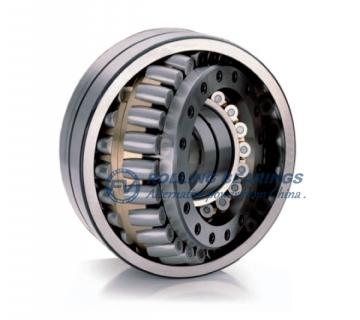 Triple ring bearings