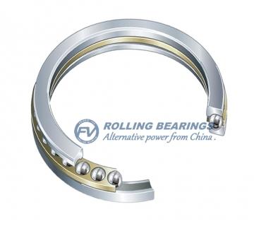 Single direction axial angular contact ball bearings