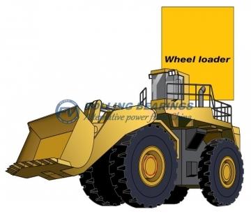 Bearings for Wheel loader