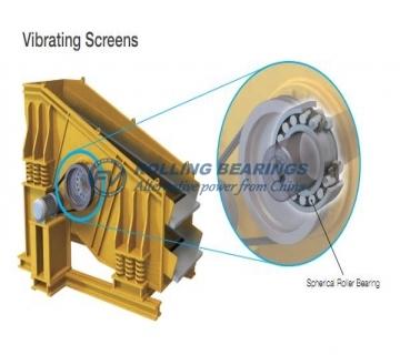 Bearings for Vibrating Screens