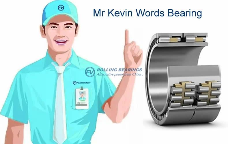 KEVIN SAID BEARINGS
